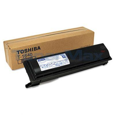 TOSHIBA E-STUDIO 163 TONER BLACK